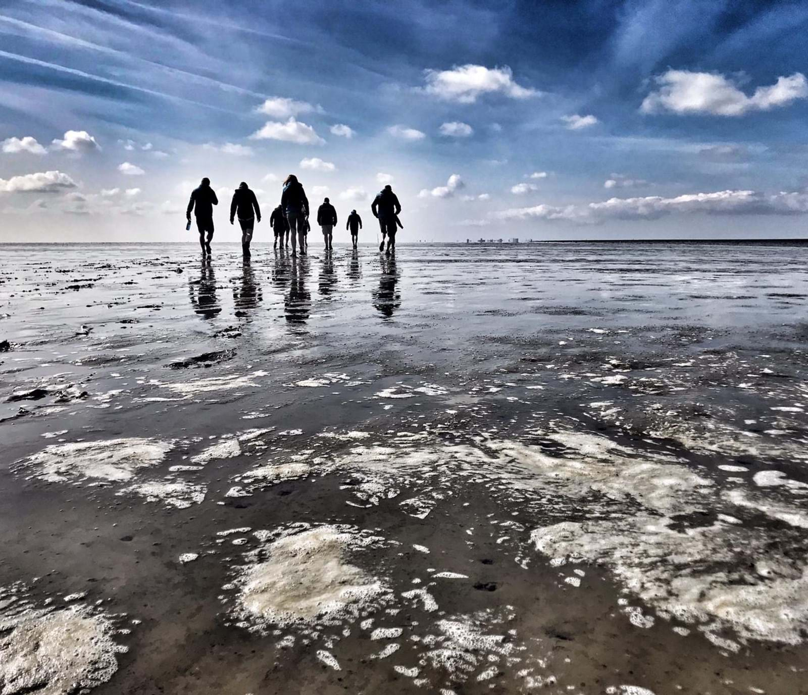 Wadlopen Team